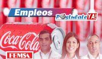 Coca Cola Femsa Solicita Trabajadores en México