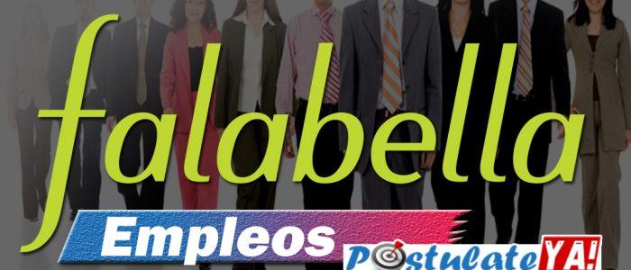 Falabella Solicita Personal Para Trabajar en Chile