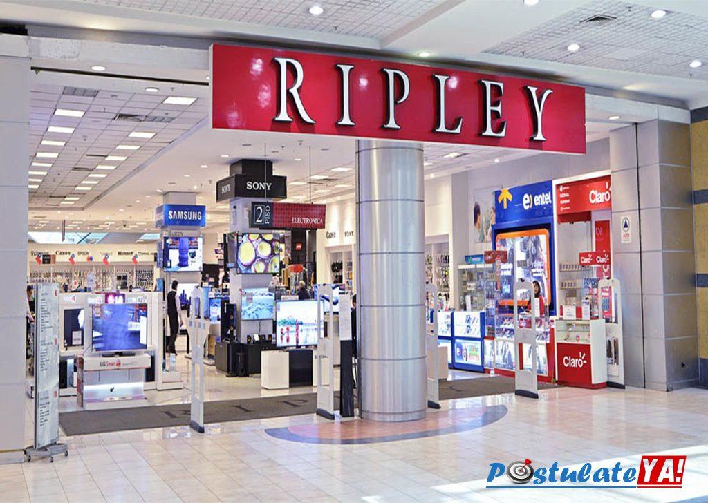 Ripley Tiene Vacantes de Empleo en Chile