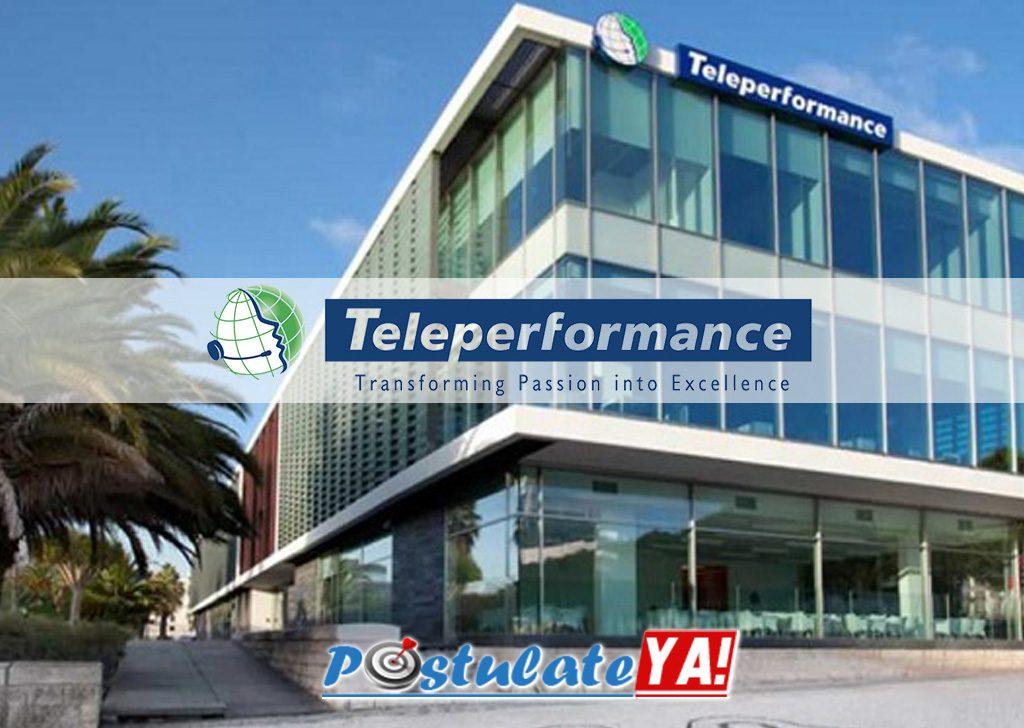 Teleperformance Solicita Personal de Trabajo en Chile