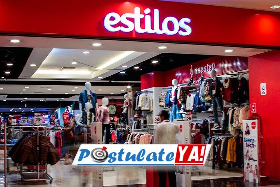 Estilos Tiene Disponible Vacantes en Perú