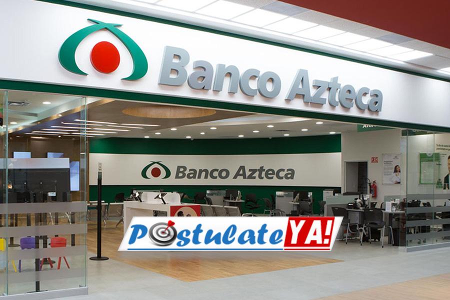 Banco Azteca Tiene Vacantes En Perú
